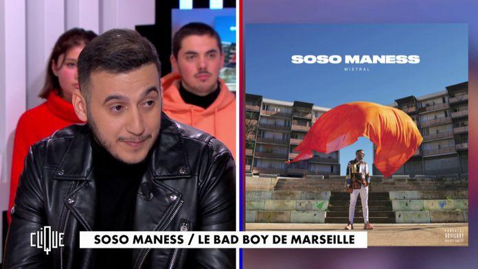 Soso Maness : le bad boy de Marseille