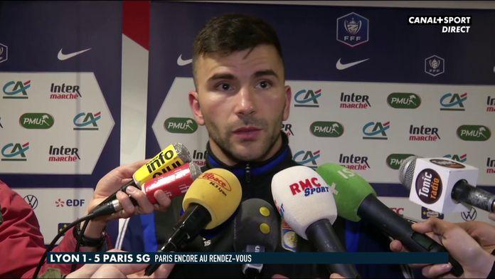 La réaction d'Anthony Lopes après OL / PSG : Late Football Club