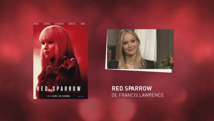 Bonus - Red Sparrow
