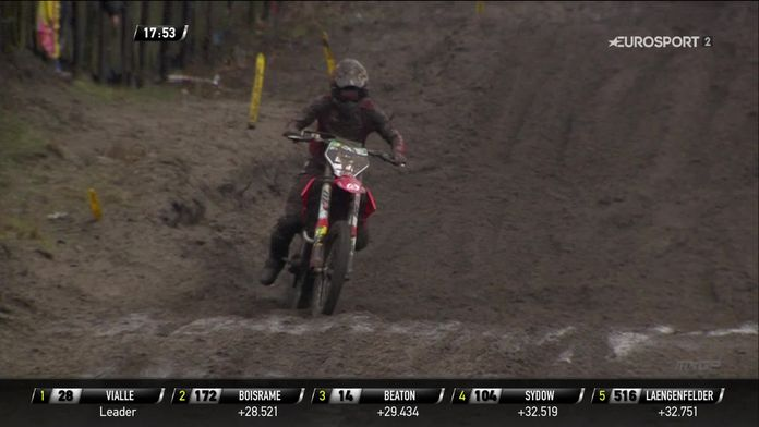 MX2. 2e course