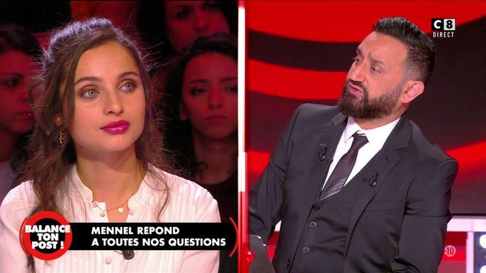 """Mennel explique pourquoi elle a décidé de quitter la France : """"J'ai cherché à m'apaiser"""""""