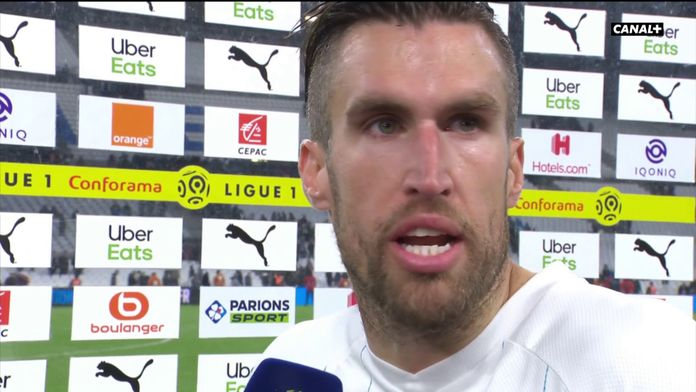Marseille / Amiens : La réaction de Kevin Strootman : Late Football Club