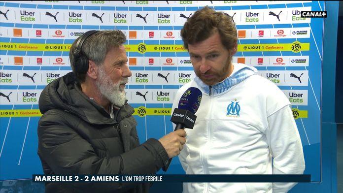 Marseille / Amiens : Villas-Boas s'excuse après ses 2 cartons jaunes : Late Football Club
