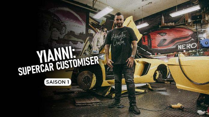 Supercar Customiser : Yianni