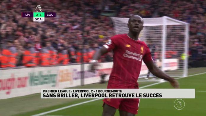 Le résumé de Liverpool / Bournemouth : Premier League, 29ème journée