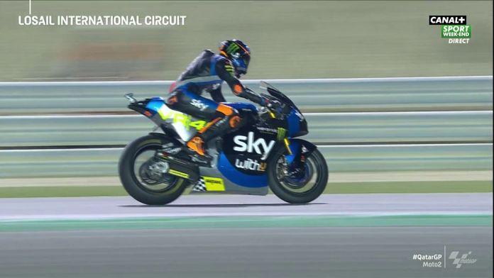 Moto2 - La pôle pour Roberts : Grand Prix du Qatar