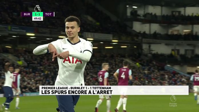 Le résumé de Burnley / Tottenham : Premier League, 29ème journée