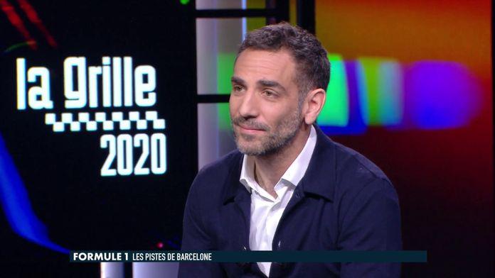 """Cyril Abiteboul : """"Ça a été de bons essais hivernaux pour nous"""" : Le meilleur de la Formule 1, seulement sur Canal+"""