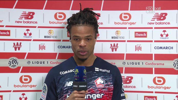 """Loïc Rémy : """"Je m'éclate totalement à Lille"""" : LOSC / OL"""