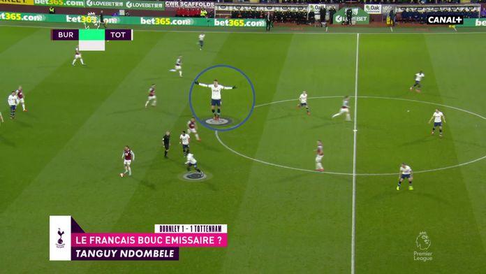 Tanguy Ndombele, bouc émissaire de José Mourinho ? : King Of Ze Day