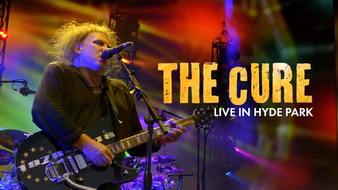 The Cure : Live in Hyde Park