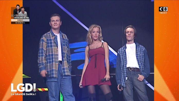 La première apparition télé de Cauet en 1992