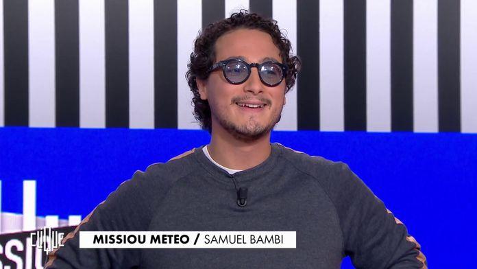 Samuel Bambi est venu prêcher le positif