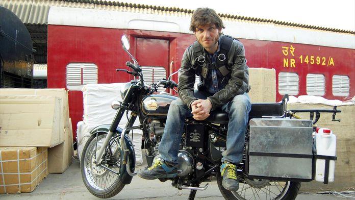 Inde : ma virée à moto