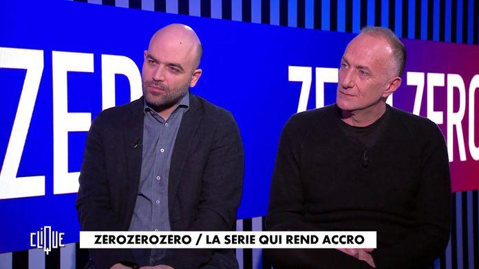Roberto Saviano et Stefano Sollima : ZeroZeroZero