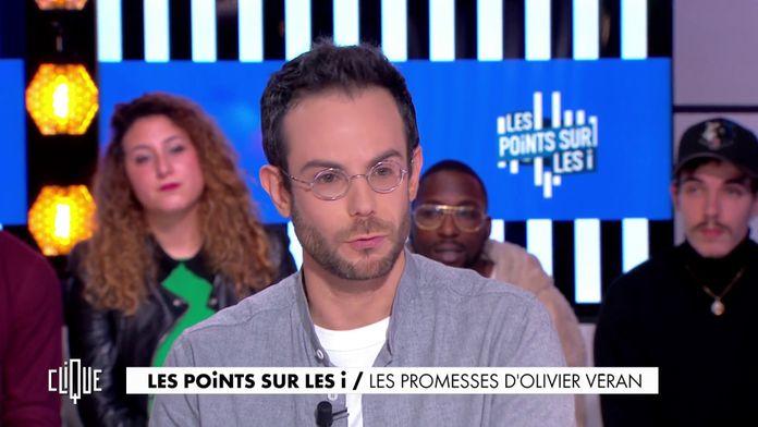 Les promesses d'Olivier Véran