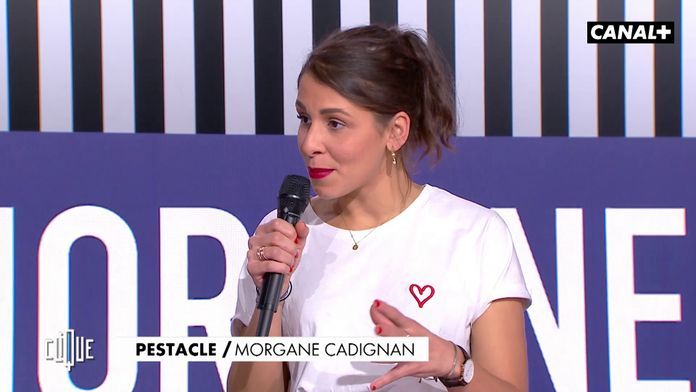 Pour Morgane Cadignan, 2020 commence maintenant
