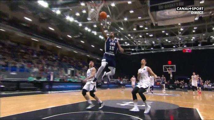 La JDA supersonique en transition : Basketball Champions League