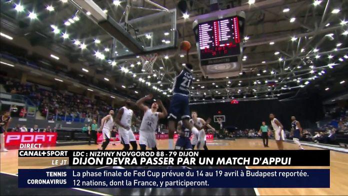 Dijon devra s'imposer lors d'un match 3 décisif