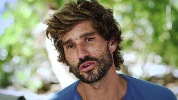Guillaume Néry, le souffle de l'océan