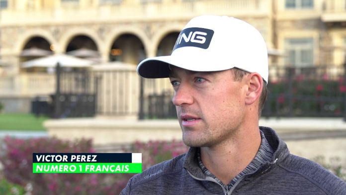 """Victor Perez : """"Un parcours difficile selon le vent"""" : The Players Championship"""