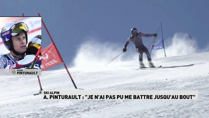 Pinturault rate le Globe : Ski Alpin