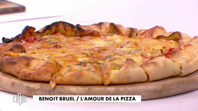 Le secret de la pizza à 257 fromages