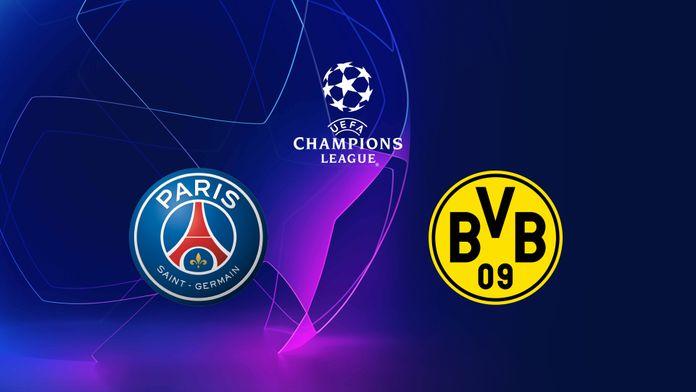 Paris-SG (Fra) / Borussia Dortmund (Deu)