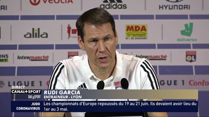 """R.Garcia : """"Il faut jouer à fond jusqu'au bout"""""""