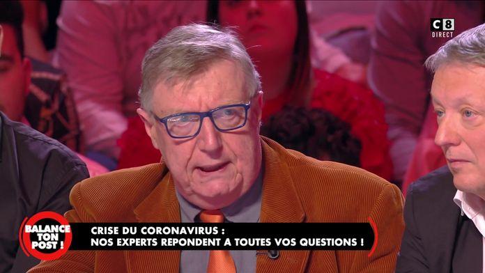 Coronavirus :Alberto Toscano,politologue Italien compare la situation italienne à celle de la France