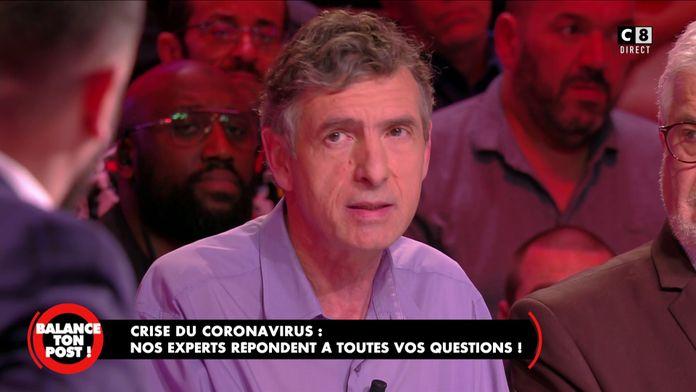 """Eric Caume, chef de service à la Pitié Salpêtrière : """"On m'a reproché d'avoir inquiété les gens"""""""