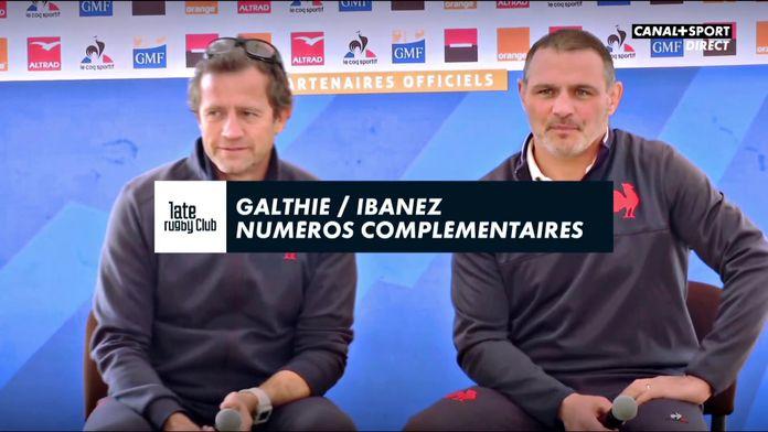 Galthié/Ibañez, numéros complémentaires : Late Rugby Club