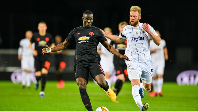 LASK Linz (Aut) / Manchester United (Gbr)