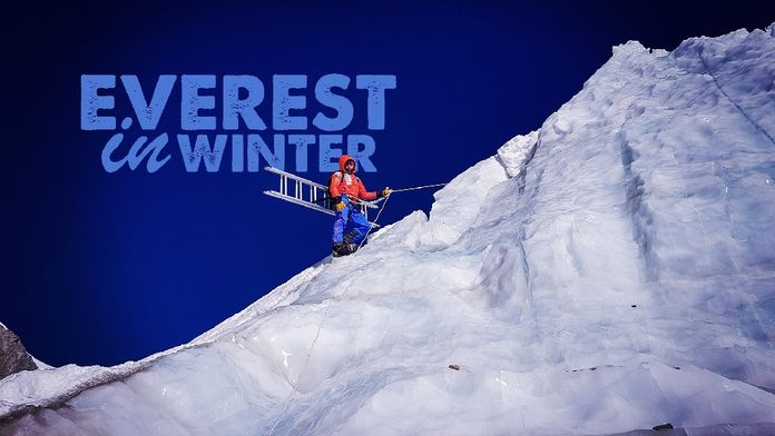 Everest in winter