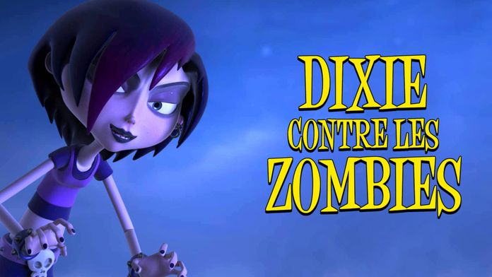 Dixie contre les zombies