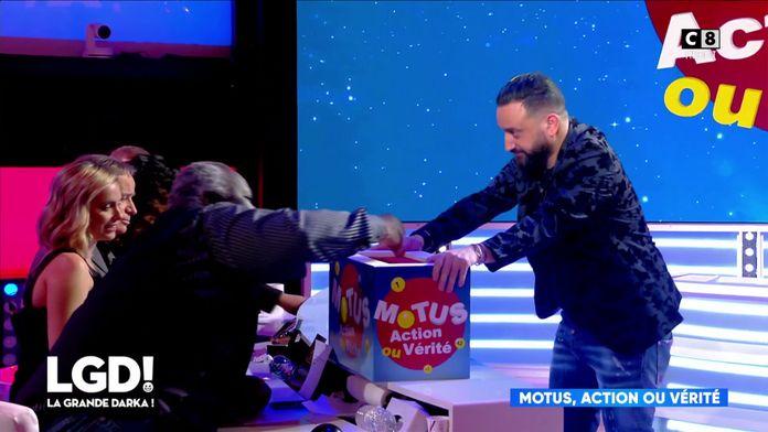 Motus, action ou vérité avec Thierry Beccaro !
