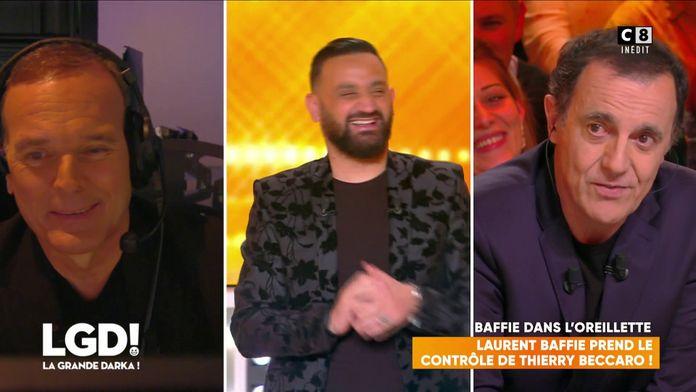 Laurent Baffie prend le contrôle de Thierry Beccaro