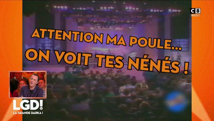 Le moment de télé culte de Thierry Beccaro