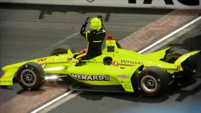 """Pagenaud : """"Mon objectif pour 2020 reste de gagner les 500 Miles..."""" : IndyCar Series"""