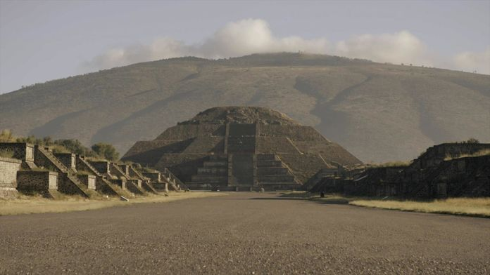 Les mystérieuses cités mayas