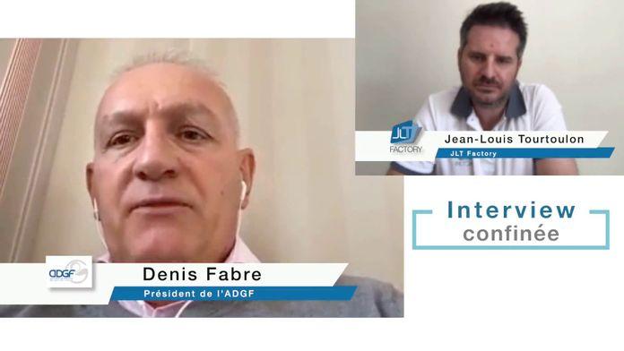 Denis Fabre l'interview confinée : Golf+ le mag