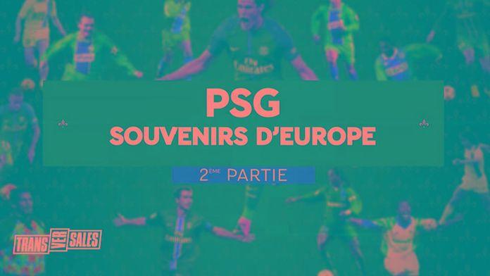 Transversales : PSG, souvenirs d'E