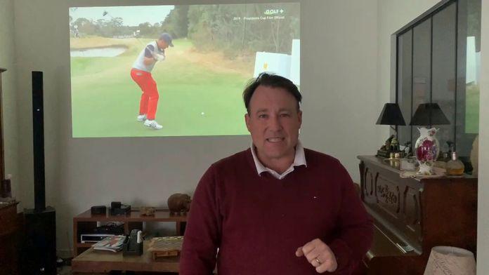 Le conseil Greenkeeping et exercice avec Stephane Rouen : Golf+ le mag confiné