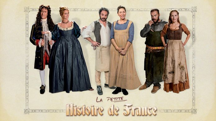 La petite histoire de France - S1 - Ép 307