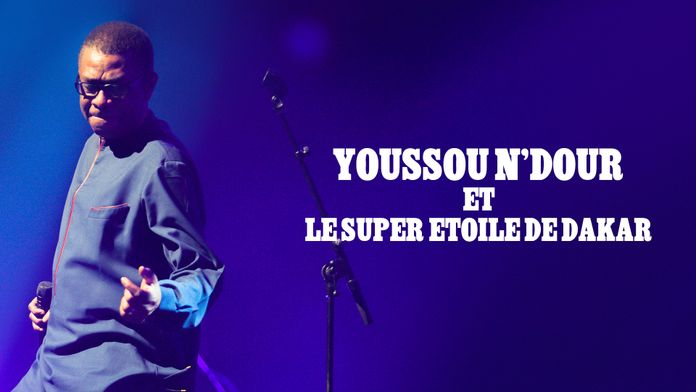 Youssou N'Dour et le Super Etoile de Dakar