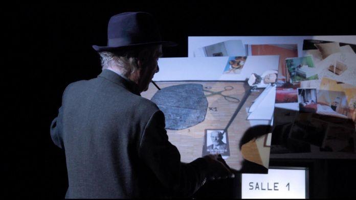 Jean-Luc Godard, le désordre exposé