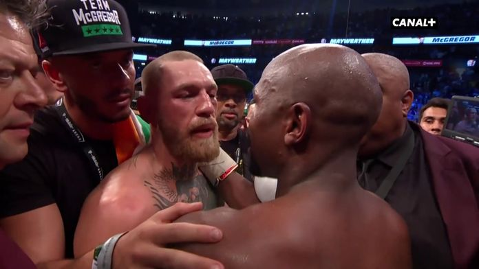 """Mayweather vs McGregor 26 aout 2017 : Le """"combat du siècle"""""""
