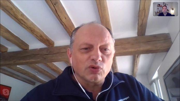 Discussion avec... Frédéric Vasseur, directeur de l'écurie Sauber : Le meilleur de la Formule 1, seulement sur Canal+