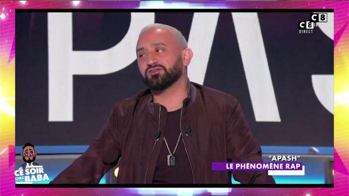 """Cyril Hanouna dans son propre rôle dans la nouvelle série à succès """"Validé"""""""