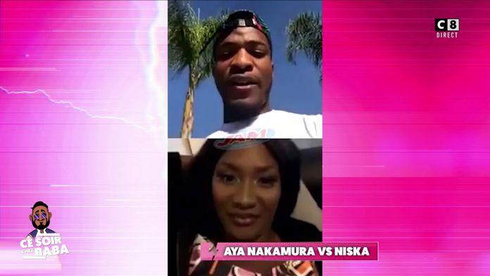 Retour sur le clash entre Aya Nakamura et Niska